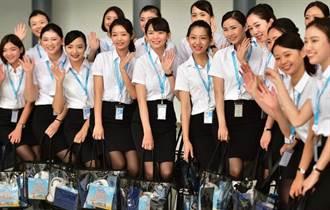 空姐也大舉西進 廈航3年要聘足千名台籍人才