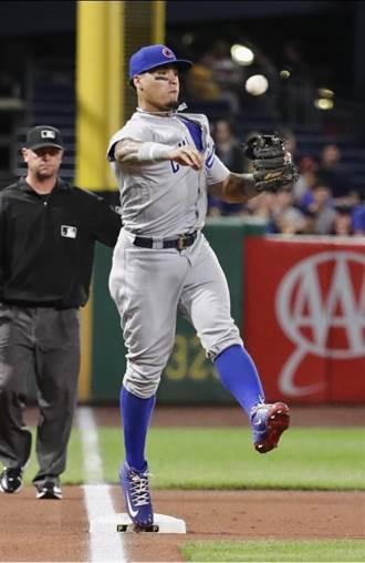MLB》「殺」到對手崩潰 小熊單場7雙殺平紀錄