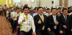 林佳龍稱大陸應對台灣好一點 就不會被美國單方面反制
