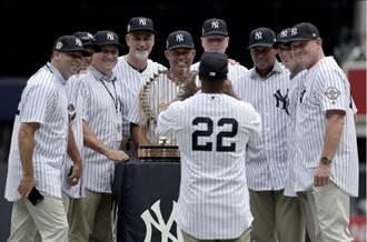 MLB》洋基98冠軍隊重聚 吉拉迪被無視