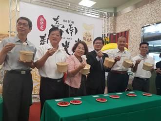 台南越光米進軍台中售價比日本便宜一半