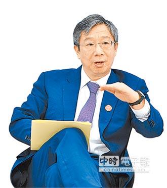 中國人行行長 易綱溫和改革 為貿易戰突圍