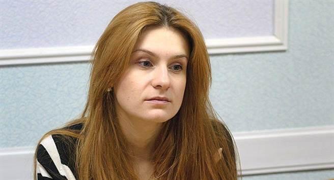 被美國司法部指控以色誘男性來滲透組織的29歲俄羅斯美女布京娜,可能是個雙面間諜,同時也涉入俄國干預2016年美國總統大選的間諜活動。(圖/衛星通訊社)