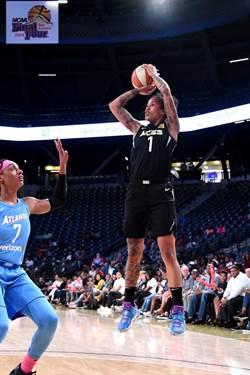 NBA》女籃球員穿中國鞋被警告 韋德:罰款我付
