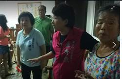 台中》台中又淹水!盧秀燕關心 居民:40年沒淹過水