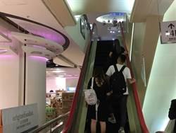 習慣要改!到日本玩搭手扶梯只能站不能走