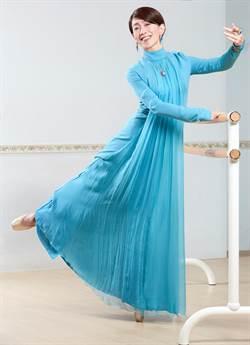 芭蕾舞家王澤馨攜手梵克雅寶   為夢想起舞