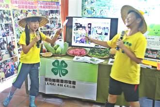南投縣四健會員綠生活教育作業組競賽 鹿谷竹山分獲各組冠軍