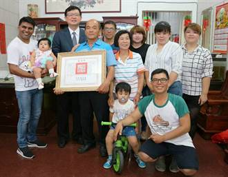 台灣愛文芒果之父鄭罕池 獲總統褒揚令表揚