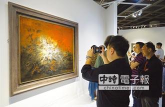 書畫古董領拍 掀華人藝術熱潮