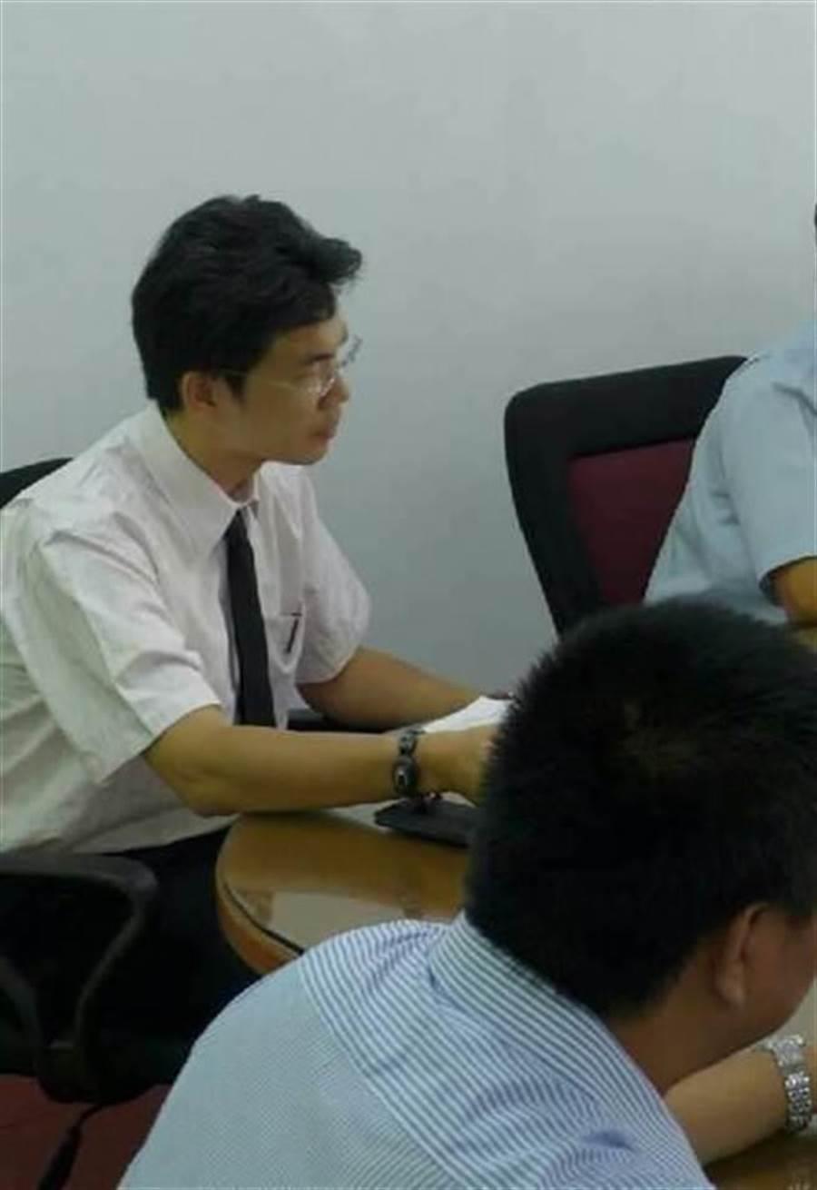 花蓮地檢署檢察官林俊佑闖幼兒園審訊幼童引發輿論譁然,最終遭到停職處分。(中時資料照)