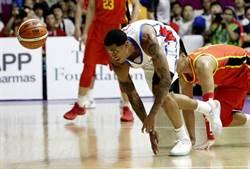 亞運》克拉克生首披菲律賓戰袍轟28分 中國男籃仍贏