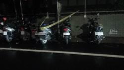 新北市鶯歌路邊機車包 發現一名疑窒息死亡男嬰