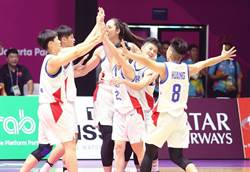 亞運》女籃橫掃印尼4連勝晉級 賽程卻遭搞鬼?