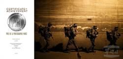 軍聞社作品「On the way」 獲歐洲攝影大賽銀牌獎