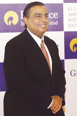 阿里聯手印度首富 攻當地電商市場