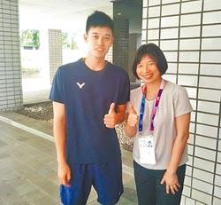 亞運》泳將林姵彣、王星皓 雙雙晉級決賽