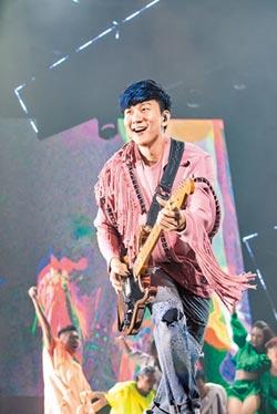JJ獅城飆唱狂吸4萬觀眾