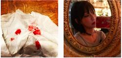 謝欣穎日本甜蜜遊發生濺血意外 和恬妞新片宣傳計畫不變