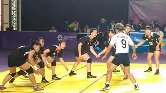 中華隊卡巴迪四強首戰對上衛冕冠軍隊伍 觀賽教練:抗壓性是關鍵