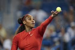 網球》富比世全球最賺女運動員 小威連三年榜首