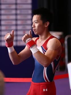 精英獎》翻滾吧男人 李智凱完美落地奪最佳男運動員
