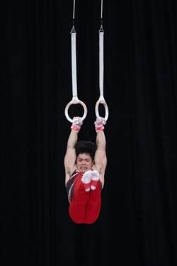 亞運》陳智郁帶傷奮戰 體操吊環獲銅牌