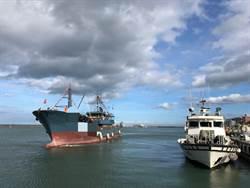 中國籍漁船越界捕魚 淡水海巡隊逮18人