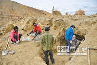 陸考古走出去 帶路皆有新發現