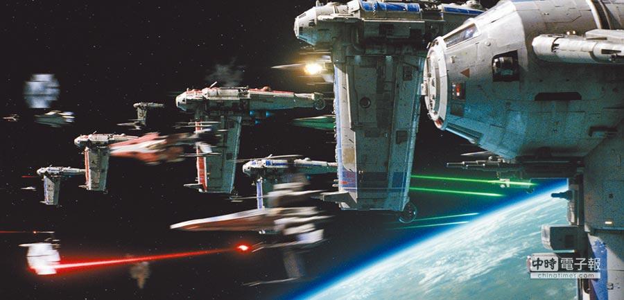 Zynga表示,星戰是世上最具代表性的專利權之一。圖/美聯社