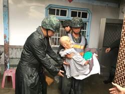 南部豪雨釀災 國軍逾3萬7千兵力待命救援