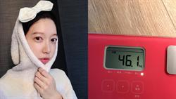 宋米秦採用「韓式坐月子法」 產後10天瘦回46KG!