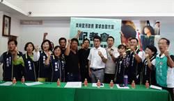 空汙法上路 大型車司機在劉建國記者會怒吼:不再投民進黨!
