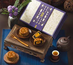 台北 遠東花鳥香頌顯意境 4款禮盒各具巧思