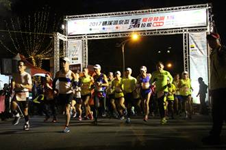 礁溪溫泉盃櫻花陵園馬拉松嘉年華開始報名囉!