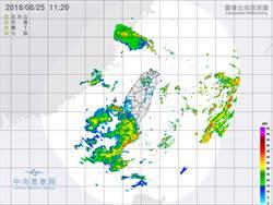 明起連4天西南氣流威脅 屏東不排除有大豪雨
