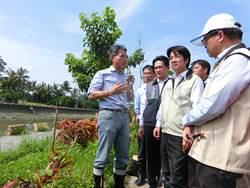 台南水患 王定宇:若有像北市治水預算就不會淹水