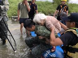 國軍1470人投入救災 中南部災變中心維持開設