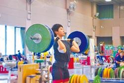 洪萬庭出征女子舉重69公斤級