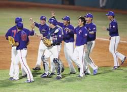 亞運》中華棒球隊談笑用兵 輕取印尼