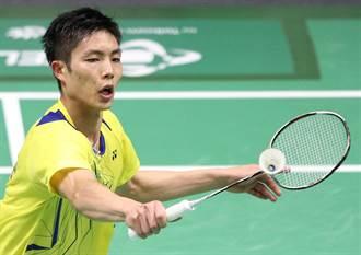 亞運》周天成逆轉擊退地主好手 台灣羽球男單爭金第一人