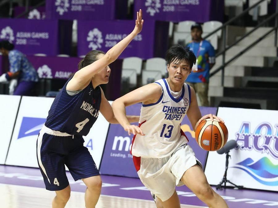 假如準決賽再遇多了朴智修的兩韓聯軍,中華女籃將會相當難打。(杜宜諳攝)