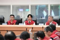 《經濟》豪雨炸中南台,賴清德:3原則辦理救助