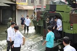 美通過國防授權法 葉毓蘭憂天價軍購費影響救災