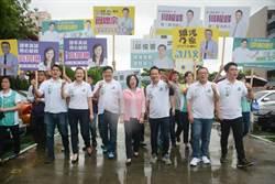 高雄》高雄菊系六小福登記參選議員 力挺康裕成連任議長