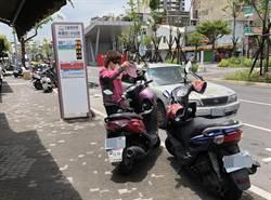 民怨海安路菜市場前缺停車格 交通局作時段性開放