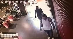 加籍男遭殺害分屍命案 2兇嫌行兇前畫面曝光