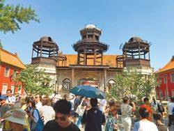 延禧宮爆紅 北京最老爛尾樓