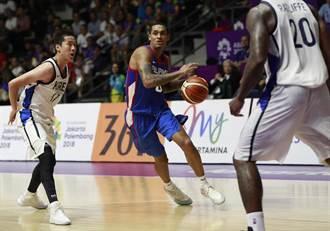 亞運》克拉克生白來了!菲律賓男籃無緣4強
