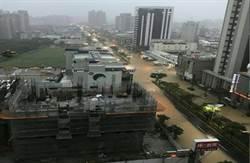 陳建仁、蘇嘉全水災期間出遊 網暴怒